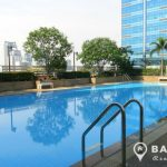Grand Parkview Asoke Modern 1 Bed 1 Bath with Private Terrace to rent