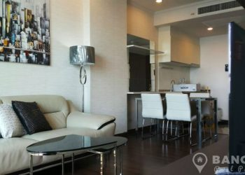 Supalai Elite Sathorn Suanplu High Floor 1st Rental 1 Bed near MRT to rent