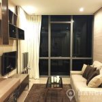 The Room Sukhumvit 21 Bright Spacious 1 Bed in Asoke to rent