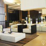 Sathorn Gardens Condominium Stunning Renovated 2 Bed 2 Bath to rent