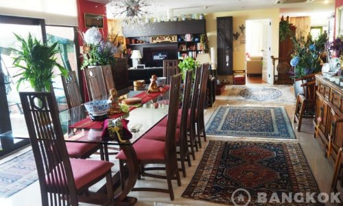 Baan Ananda Elegant Spacious 3 Bed 4 Bath in Ekkamai for Sale