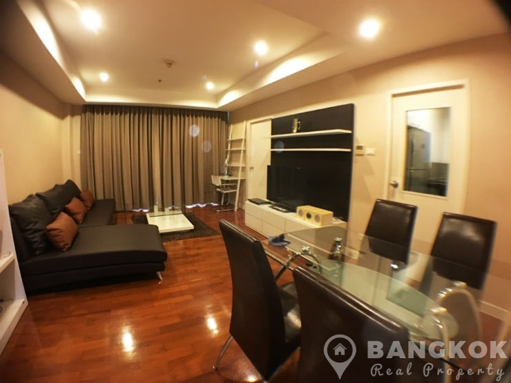 Baan Siri 24 Renovated Spacious 1 Bed near EmQuartier to rent
