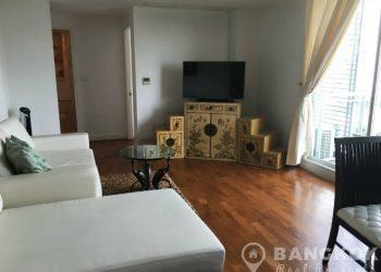 Baan Siri 31 Spacious 2 Bed 2 Bath near EmQuartier for Sale
