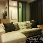 Click Condo Sukhumvit 65 Modern High Floor 1 Bed + Study near Ekkamai BTS to rent