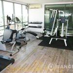 Click Condo Sukhumvit 65 Modern High Floor 1 Bed + Study near Ekkamai BTS to rent