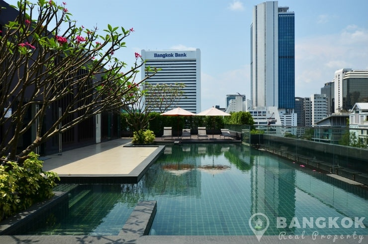 Collezio Sathorn Pipat Bright Modern 2 Bed 2 Bath for Sale