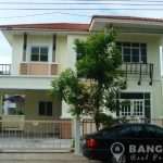 Detached Spacious 3 Bed Suvarnabhumi House near ARL to rent