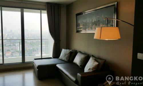 Life @ Ladprao 18 Modern Corner 2 Bed 2 Bath near MRT to rent