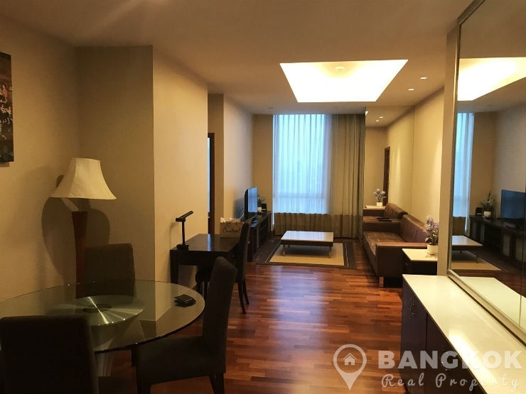 Sky Villas Sathorn Spacious Modern 2 Bed 2 Bath near Chong Nonsi BTS to rent