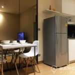 Sky Walk Condominium Modern High Floor 1 Bed at Phra Khanong BTS to Rent