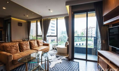 The Lumpini 24 Condominium Stylish Brand New 1 Bed near EmQuartier to rent