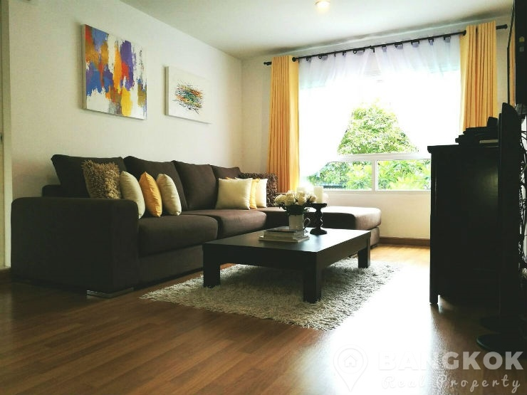 U Sabai Rama 4 Kluaynamthai Bright Spacious 2 Bed to rent