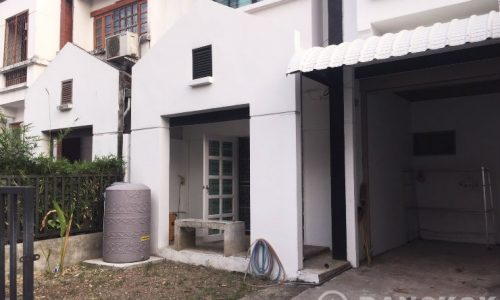 Spacious 3 Bed 2 Bath Don Mueang Townhouse near the Airport to rent