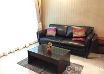 Siri on 8 Renovated Spacious 1 Bed 1 Bath near Nana BTS to rent