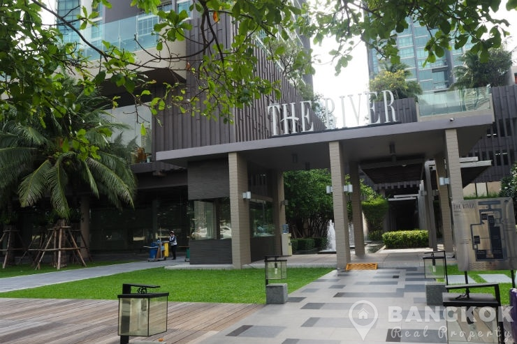 The River Condominium Stunning Duplex 1 Bed with Private Terrace to rent