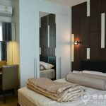 39 by Sansiri Spacious Modern 2 Bed 2 Bath near EmQuartier to rent