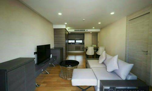 Klass Condo Langsuan 1st Rental High Floor 2 Bed near Chit Lom BTS