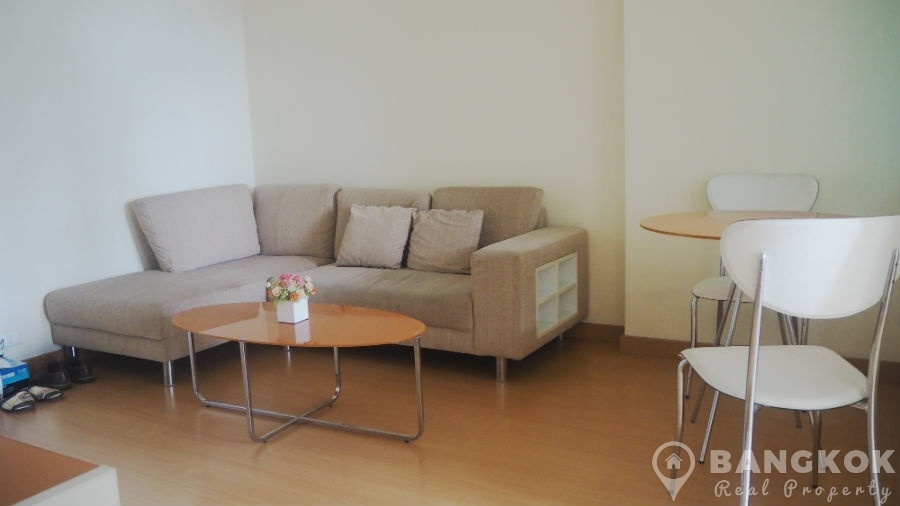 Life Sukhumvit Modern 1 Bed 1 Bath near Phra Khanong BTS to rent