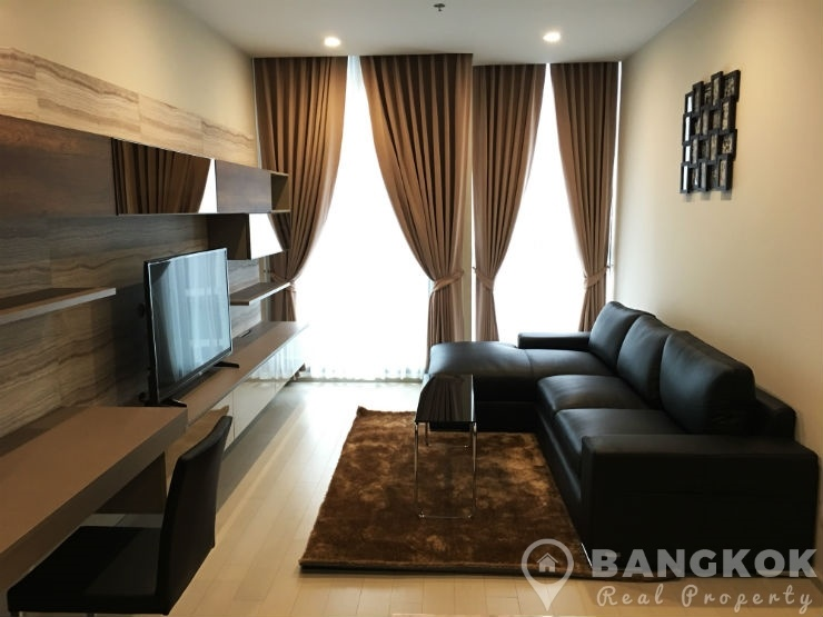 Noble Ploenchit | Stunning 1st Rental Spacious 1 Bed at BTS photo
