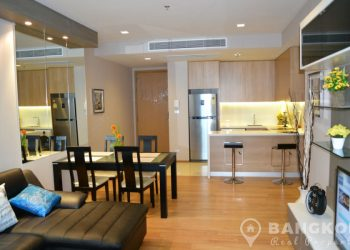 Hyde Sukhumvit Condominium Elegant Spacious 2 Bed 2 Bath to rent