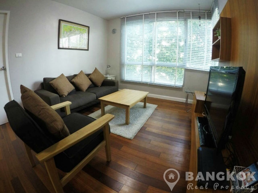 49 Plus 2 Bright Spacious 1 Bed Condo in Thonglor