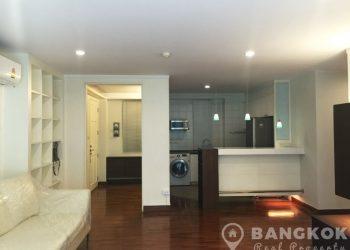 Baan Siri Yenakart Spacious 3 Bed 2 Bath near Sathorn to rent
