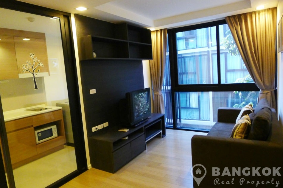 Abstracts Sukhumvit 66 /1 Modern 1 Bed near Udomsuk BTS to rent