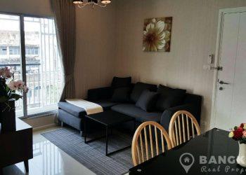 Aspire Sukhumvit 48 Modern 2 Bed 2 Bath near BTS Phra Khanong to rent