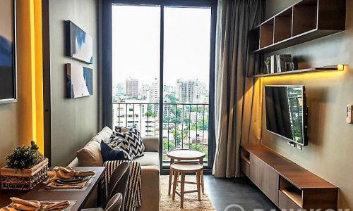 Edge Sukhumvit 23 Brand New 1st Rental High Floor 1 Bed to rent near BTS