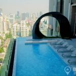 Edge Sukhumvit 23 Brand New 1st Rental High Floor 1 Bed to rent near BTS
