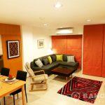 Green Point Silom Elegant Modern High Floor 2 Bed 2 Bath to rent