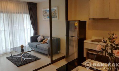 Life Sukhumvit 48 Brand New Spacious 1 Bed near Phra Khanong BTS to rent