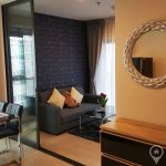 Life Sukhumvit 48 Brand New Spacious Corner 1 Bed 1 Bath for Rent