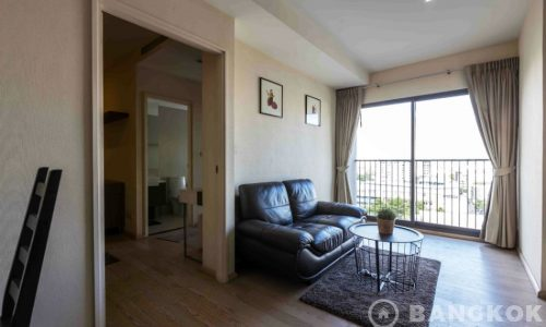 Noble Remix Modern Spacious 1 Bed walk to Thong Lo BTS to Rent