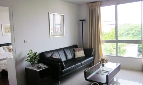 Sathorn Plus - By The Garden Quiet Modern High Floor 1 Bed to rent