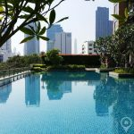 Villa Asoke Stunning Spacious Duplex 2 Bed next to MRT to Rent