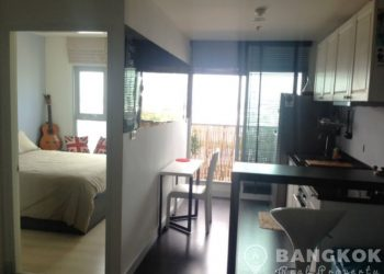 Aspire Sukhumvit 48 Modern High Floor 1 Bed near BTS for Sale