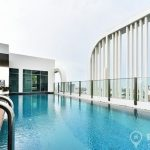 Aspire Sukhumvit 48 Modern High Floor 1 Bed near BTS for Sale