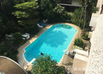 Rent Spacious 2 Bed 2 Bath Silom Apartment walk to Central Silom and BTS