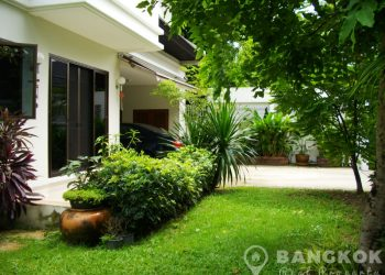 Modern Detached House Thonglor with 3 Beds 3 Baths to rent