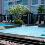 Rhythm Ratchada Spacious 1 Bed next to MRT Ratchadaphisek to Rent