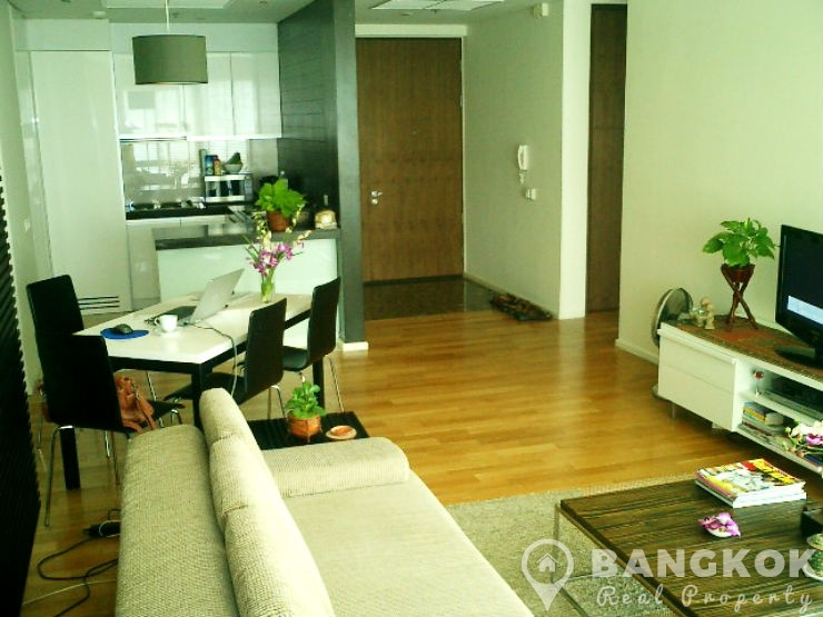 The Lakes Asoke Superb Spacious 1 Bed near Asok BTS to rent
