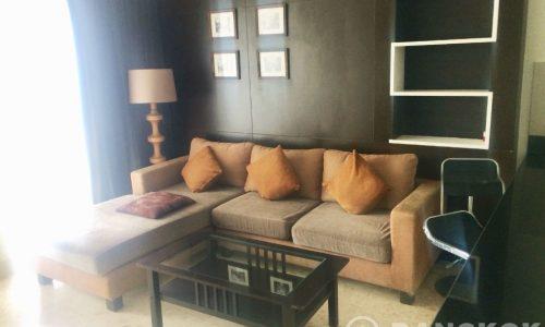 Nusasiri Grand Ekkhamai Spacious 1 Bed 2 Bath connected to BTS to rent