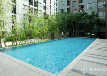 Premio Fresco Ramintra Modern 2 Bed 1 Bath near Don Mueang Airport to rent