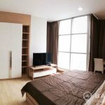 Rhythm Ratchada Condominium Modern High Floor 2 Bed 2 Bath near MRT to Rent