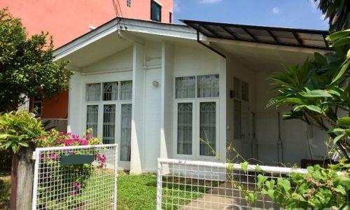Cute Detached Single Storey 3 Bed 2 Bath Sammakorn Village House to Rent