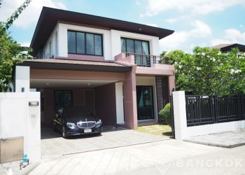 Aqua Divina by Sammakorn Detached Modern 3 Bed 3 Bath House to Rent