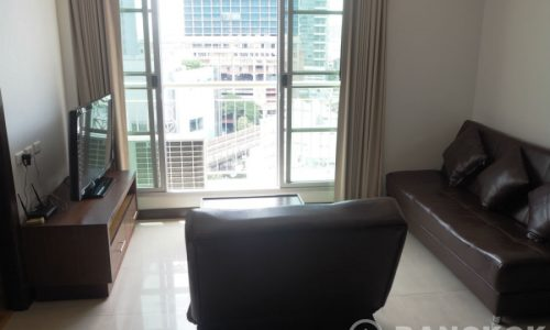 CitiSmart Sukhumvit 18 Spacious Modern 2 Bed 2 Bath near BTS to Rent
