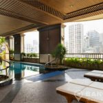 Las Colinas Stunning Renovated 2 Bed 3 Bath at Asok BTS to Rent