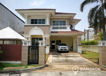 Detached Spacious Modern 2 Bed 3 Bath Suvarnabhumi House to rent